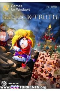South Park: Stick of Truth [v 1.0.3] + DLC | PC | Repack by XLASER