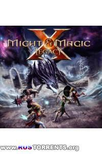 Might & Magic X - Legacy [v 1.5.16336 + 1 DLC] | PC | RePack от Fenixx