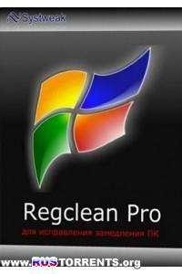SysTweak Regclean Pro 6.21.65.2928