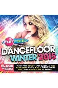 VA - Fun Dancefloor Winter 2015 (2 СD) | MP3