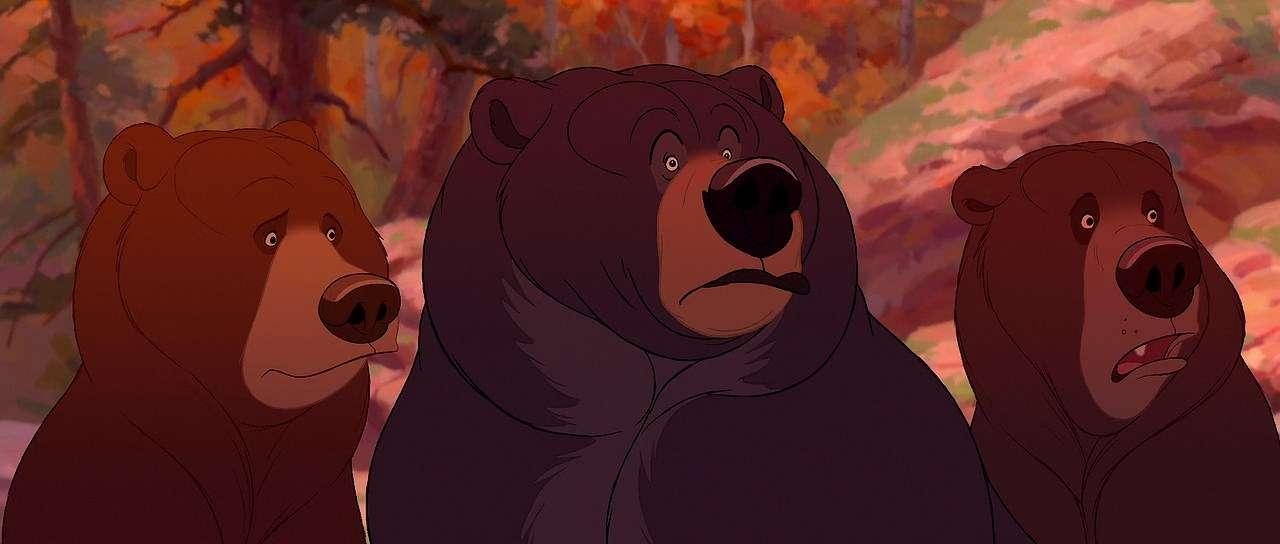 Братец медвежонок | BDRip 720p | Лицензия