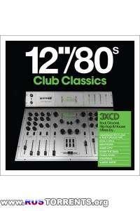 """VA - 12""""/80s Club Classic"""
