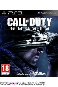 Call of Duty: Ghosts [v.1.06 + 4 DLC] | PS3 | RePack By R.G. Inferno