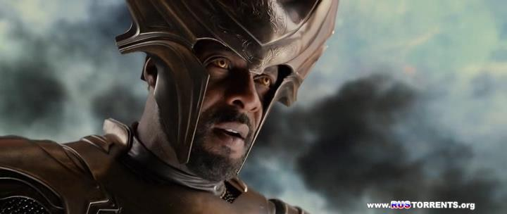 Тор 2: Царство тьмы | HDRip | Лицензия