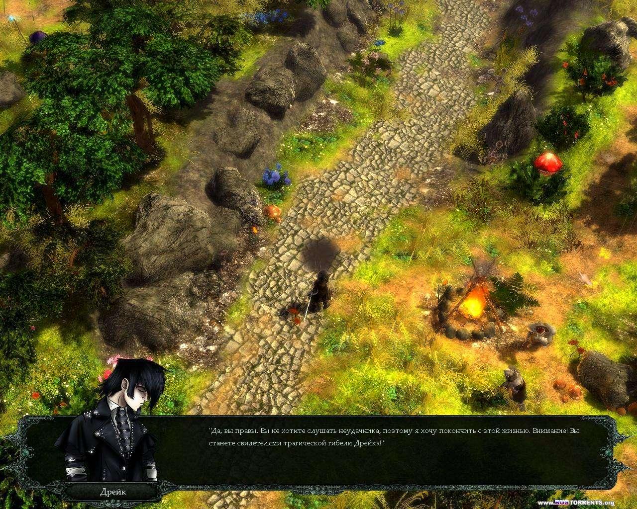 Grotesque Tactics: Настоящие негодяи / Grotesque Tactics: Evil Heroes | PC | Repack от Fenixx
