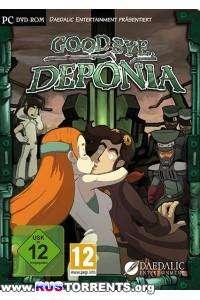 Goodbye Deponia. Premium [v 1.1.4.3284] | RePack от Fenixx