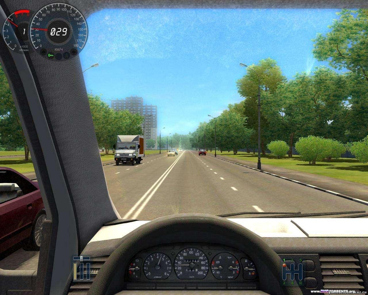3D Инструктор новый трафик 2014 | PC