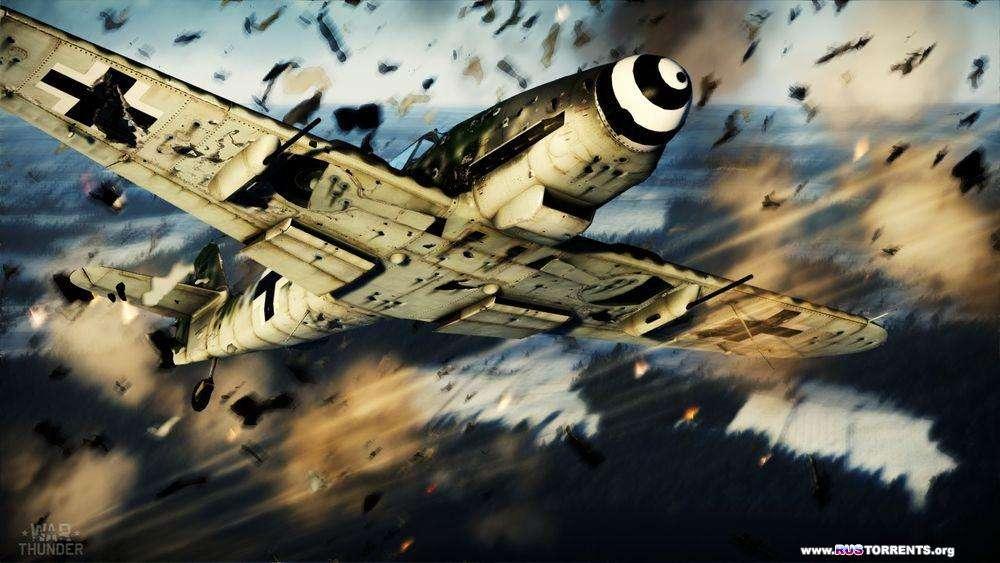 War Thunder: ����������� ����� [1.55.1.39] | PC