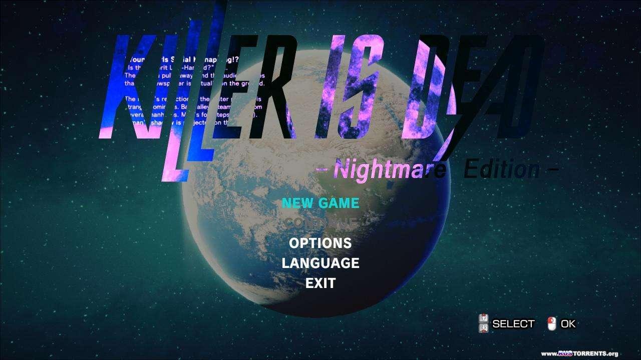 Killer is Dead: Nightmare Edition | �� | RePack �� xatab