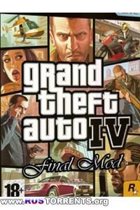 Grand Theft Auto IV - Final Mod | PC | RePack от =TIFT=