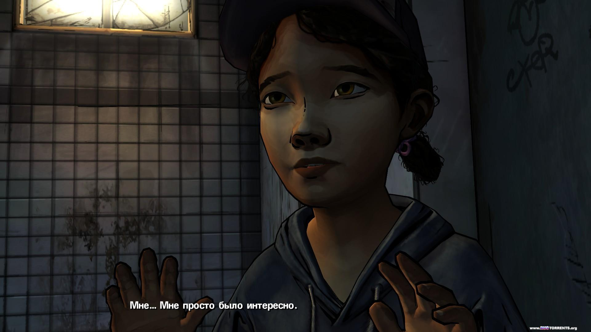 The Walking Dead: The Game. Season 2: Episode 1 - 5 | PC | Repack от xatab