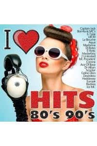 Сборник - I Love Hits 80's 90's | MP3