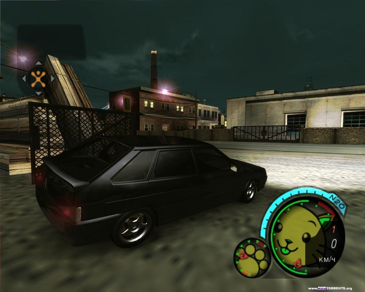 Need For Speed Underground 2: LADA MOD | PC | RePack