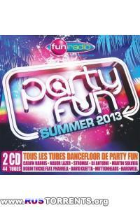 VA - Fun Radio Party Fun Summer