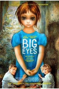Большие глаза | BDRip | Лицензия