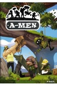 A-Men | PC | Repack от R.G. UPG
