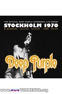 VA - The Official Deep Purple (Overseas) Live Series Stockholm 1970