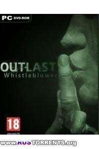 Outlast: Whistleblower   PC   Steam-Rip от R.G. Игроманы