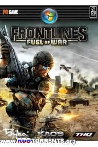 Frontlines: Fuel of War | PC | Rip от R.G. Механики