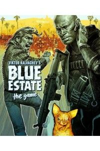Viktor Kalvachev's - Blue Estate: The Gam | PC | Лицензия
