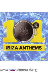 VA -   101 Ibiza Anthems 5CDS