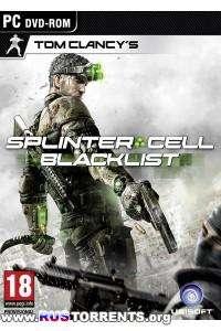 Tom Clancy's Splinter Cell: Blacklist | РС | RePack от Black Beard