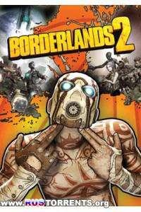 Borderlands 2 + CO-OP + 9 DLC (v 1.4.0.5483) | RePack, RUS/ENG от =Чувак=