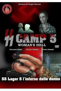 Лагерь СС №5: Женский ад | DVDRip | A