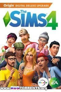 The Sims 4: Digital Deluxe Edition [v.1.0.732.20.] | PC | RePack by XLASER