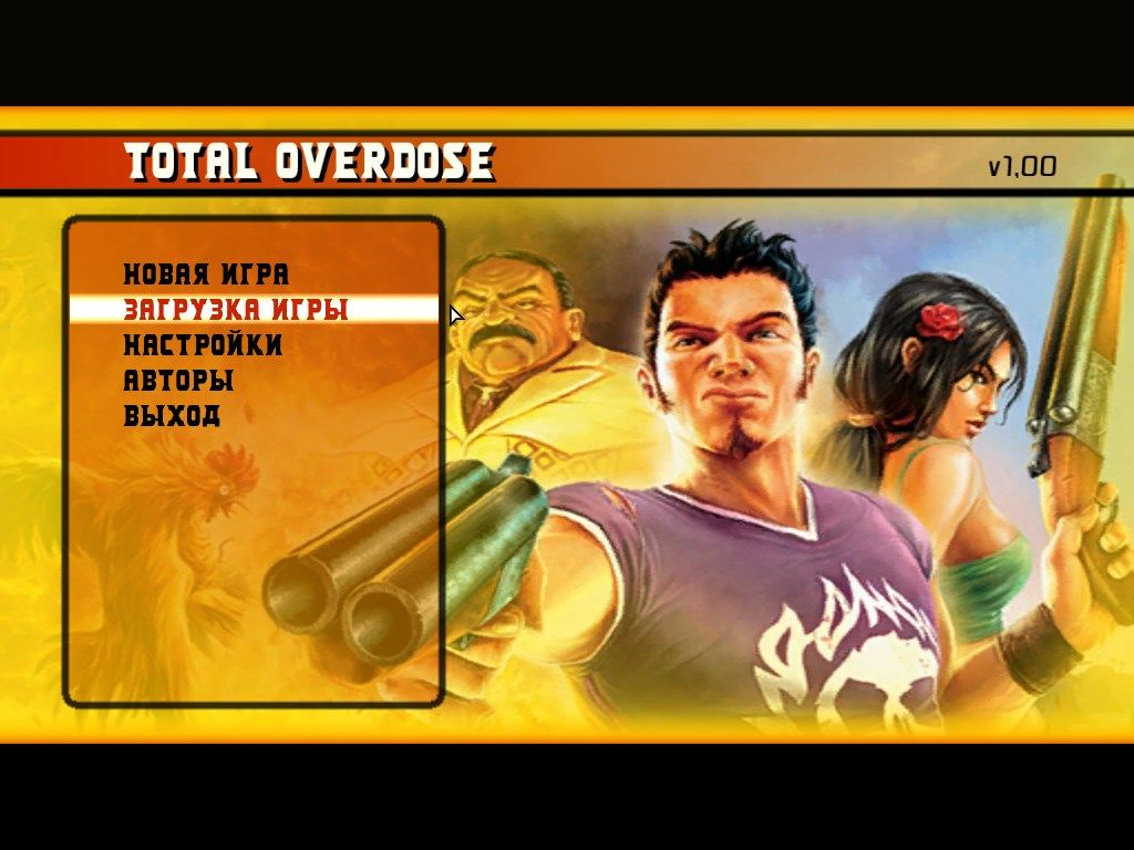 Total Overdose | PC | RePack от R.G. Revenants