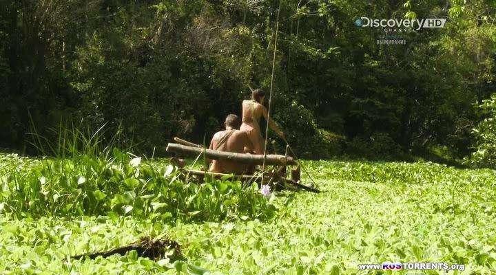 Discovery. Голые и напуганные [S02] | HDTVRip | D