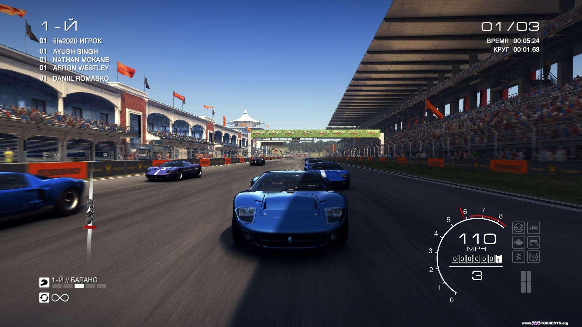 GRID: Autosport Black Edition | PC | RePack от R.G. Механики