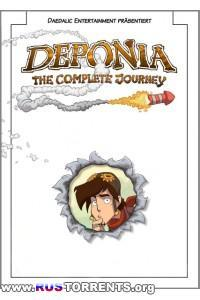 Deponia: The Complete Journey | PC | Steam-Rip от R.G. Игроманы
