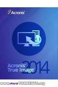 Acronis True Image 2014 Standard / Premium 17 Build 5560 RePack by D!akov