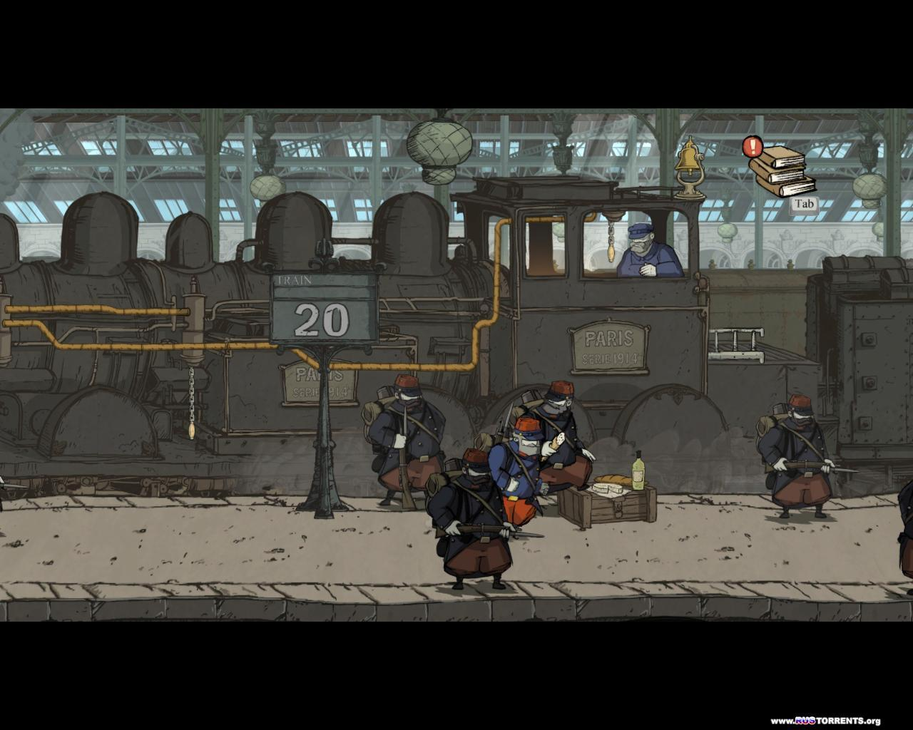 Valiant Hearts: The Great War [1.1.150818] | PC | RePack от R.G. Freedom