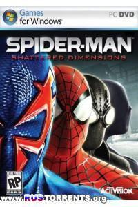 Spider-Man: Shattered Dimensions | PC | RePack от R.G. Механики