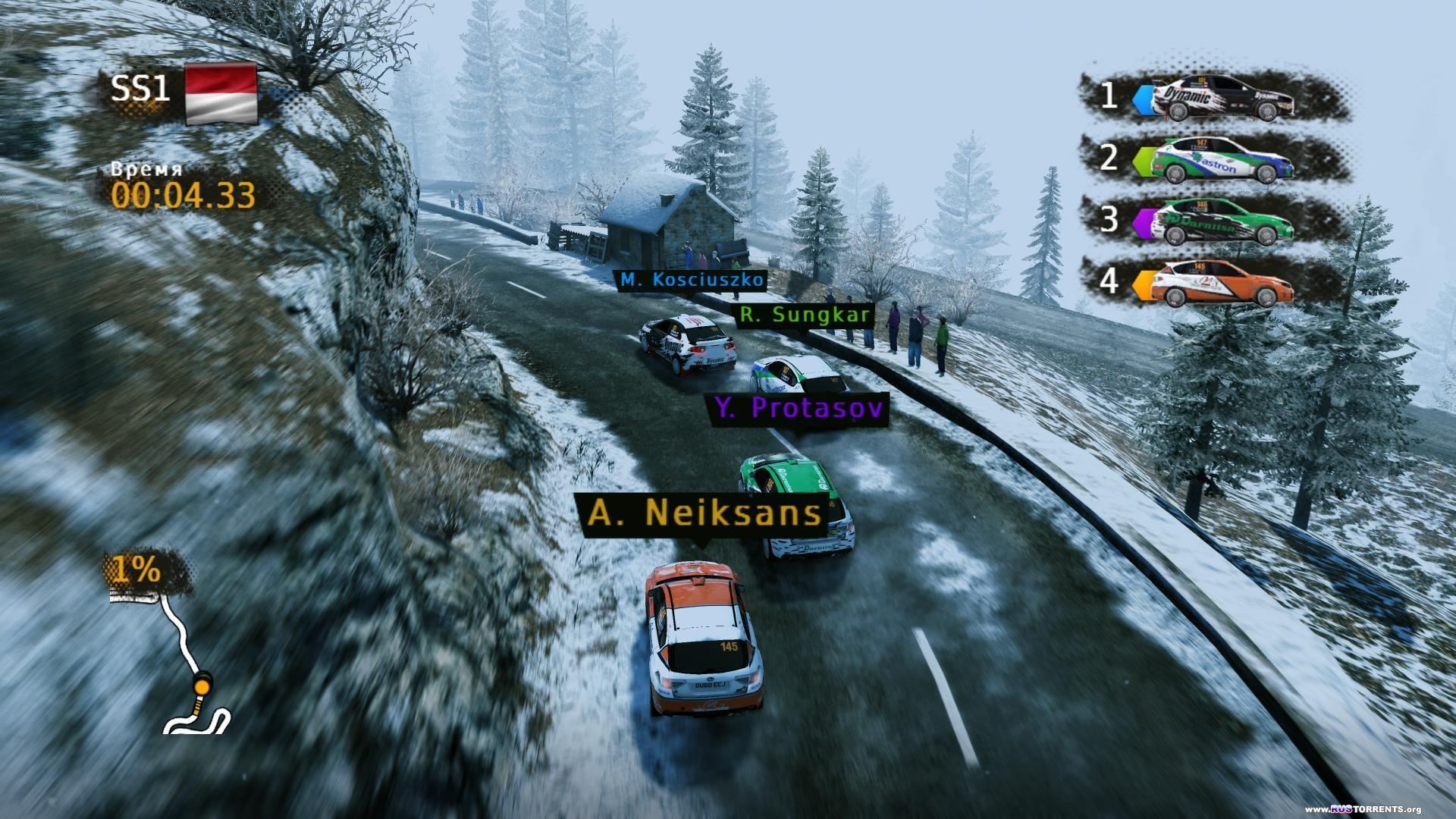 WRC Powerslide | PC | RePack �� Brick