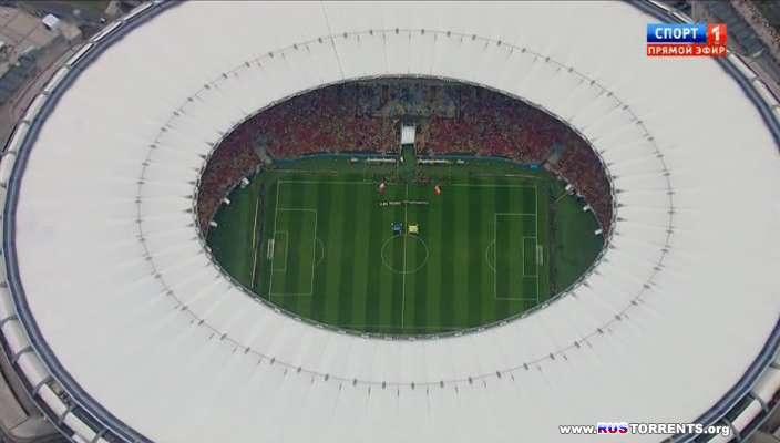 Футбол. Чемпионат Мира 2014. Группа B. 2-й Тур. Испания — Чили | SATRip