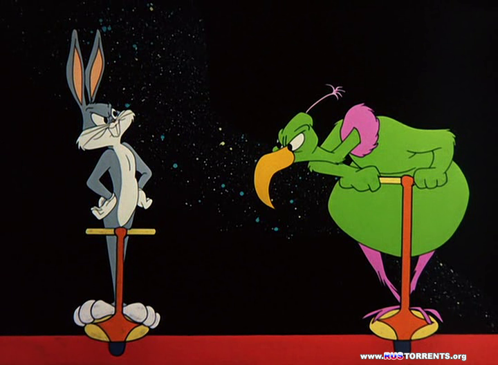 Кролик Багз или Дорожный бегун | DVDRip