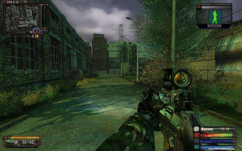 S.T.A.L.K.E.R.: Shadow Of Chernobyl - S.S.M.O. | RePack
