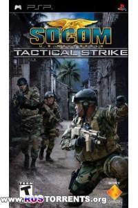 SOCOM: U.S. Navy SEALs Tactical Strike | PSP