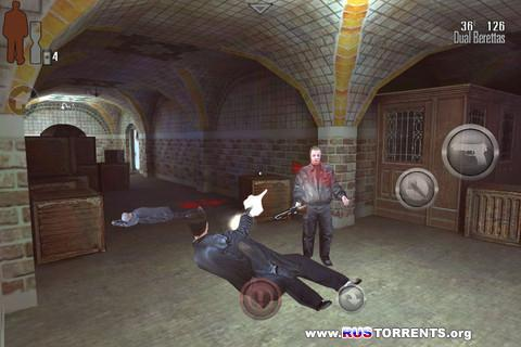 Max Payne Mobile [2012, RUS, iPod/iPhone/iPad]