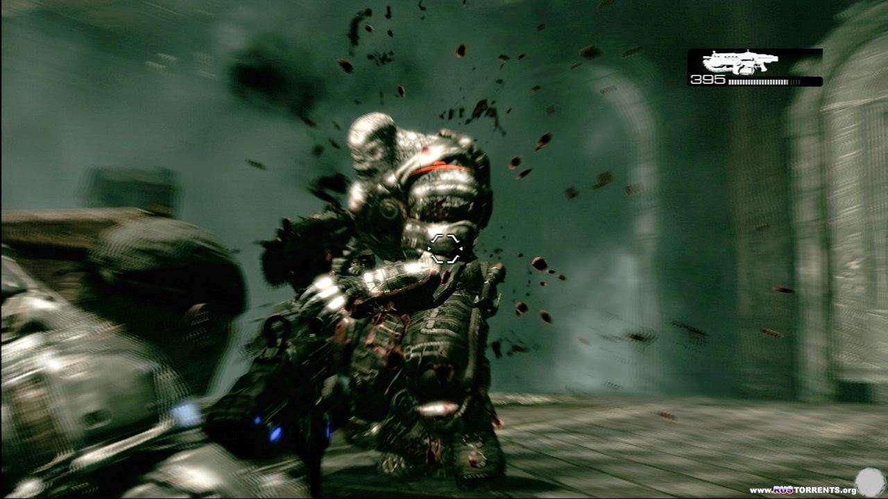 Gears of War  [RUS/RePack]