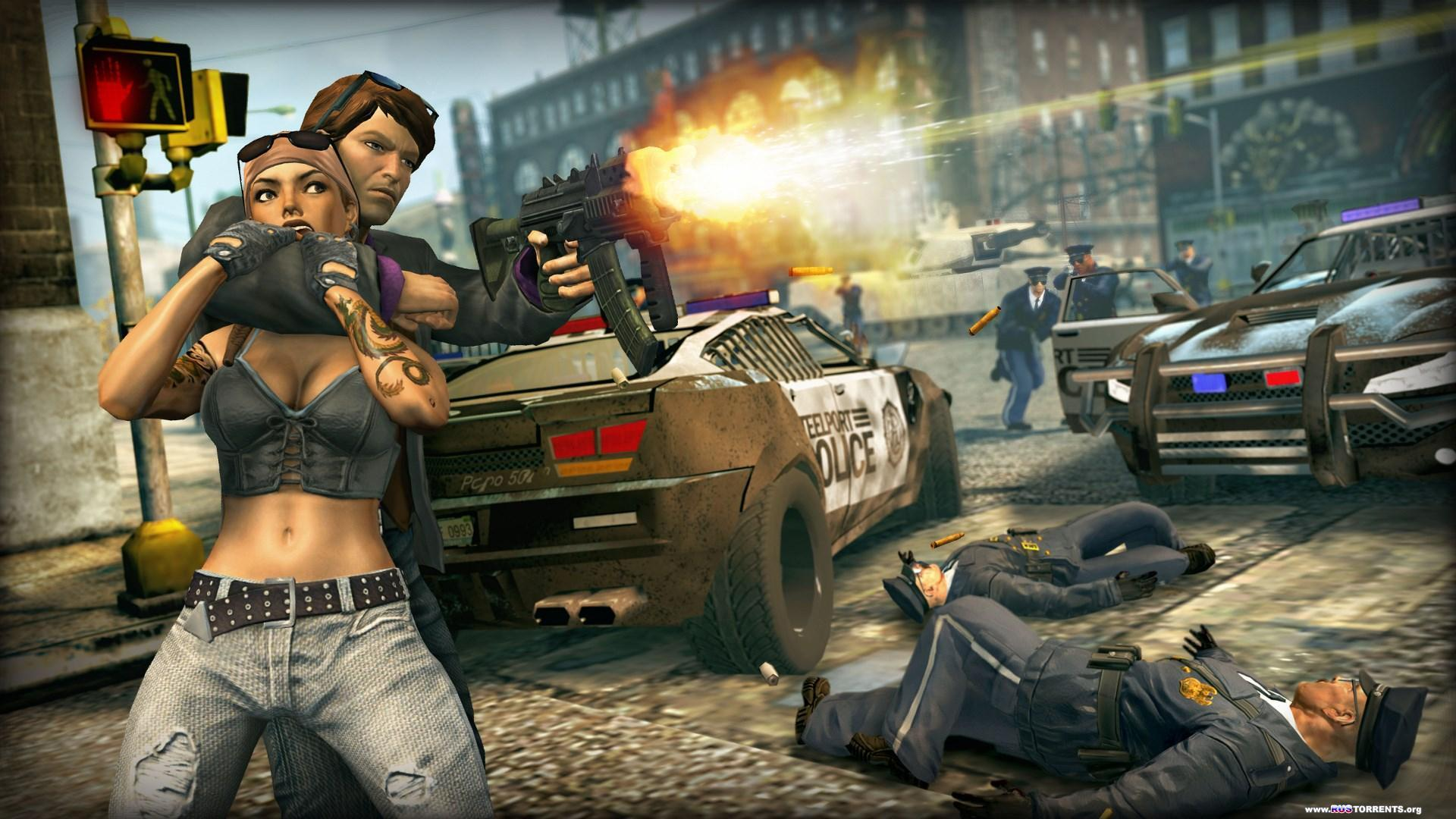 Saints Row: The Third - The Full Package | Лицензия