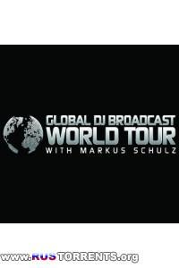 Markus Schulz - Global DJ Broadcast (2013-04-18)