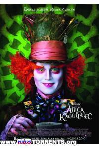 Алиса в стране чудес | BDRip 720p