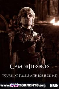 Игра престолов [04 сезон: 01-10 серии из 10] | HDTV 720p | Kerob
