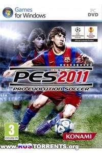 Pro Evolution Soccer 2011 (2010) Demo / RePack