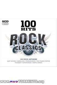 VA - 100 Hits Rock Classics (5CD)