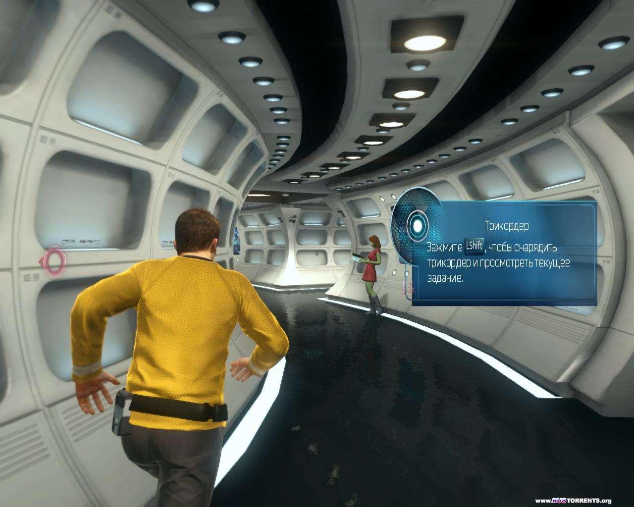 Star Trek (Namco Bandai Games) (RUS|ENG) [RePack] �� SEYTER